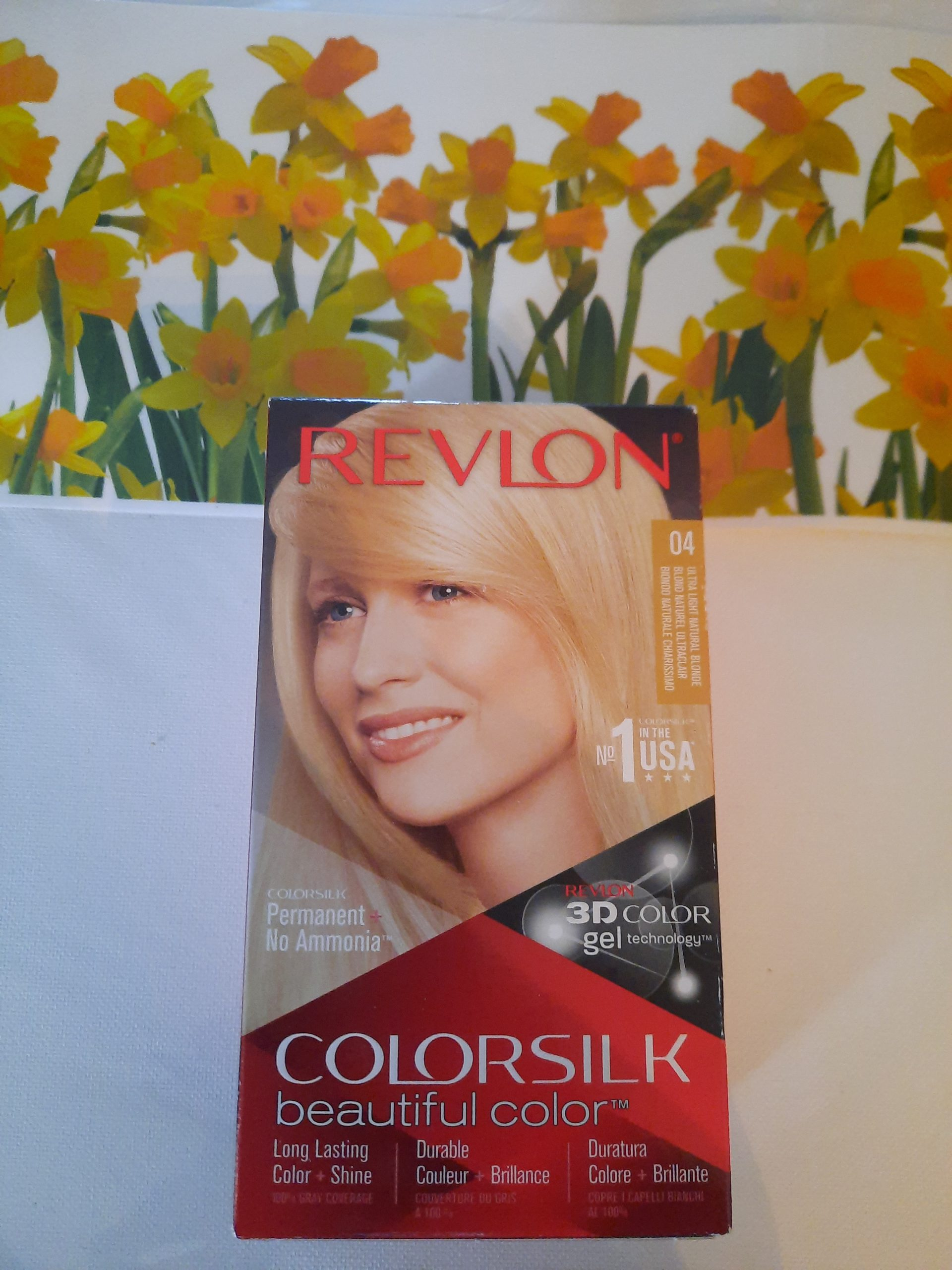 Revelon colorsilk